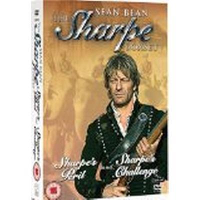 The Sharpe Box Set: Sharpe's Challenge & Sharpe's Peril [DVD] [2006]
